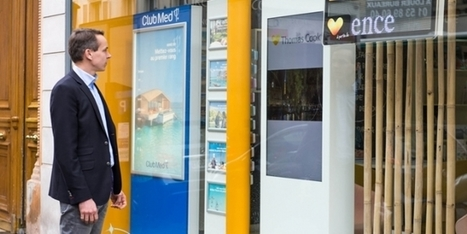 E Marketing : Thomas Cook digitalise ses agences avec Brio | Retail Design Review | Scoop.it