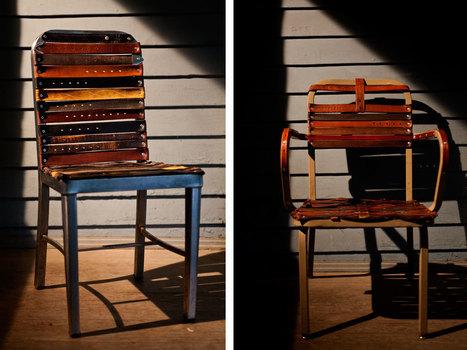 Sedie Decorate Fai Da Te : Rifare la seduta e lo schienale di una vecchia