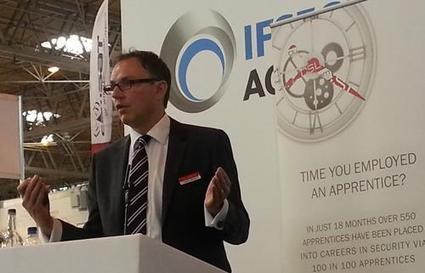 100 in 100 2013: Backing Apprenticeships for UK Security - Brian Sims | IFSEC Global | netsec | Scoop.it