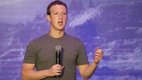 Mark Zuckerberg: Facebook is 'thinking about' a dislike button | Optimisation des médias sociaux | Scoop.it