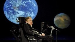 """Hawking: Mankind Has 1,000 Years to """"Escape"""" Earth - 