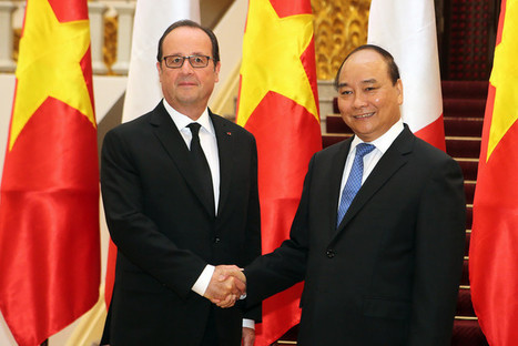 Que va faire François Hollande au Vietnam ? | LINKBYNET dans la presse | Scoop.it