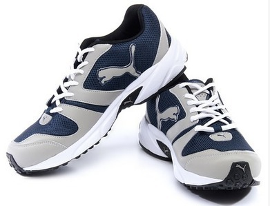 05edacac382  63% OFF  Puma Neptune Men s Running Shoes (Blue   White) - Coupon    Cashback Offers  Snapdeal