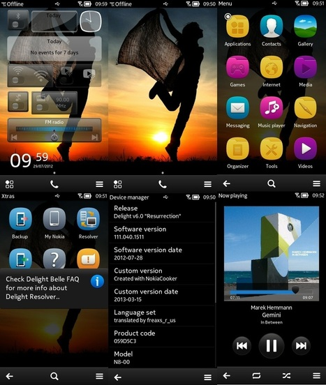 Turning the Nokia N8 into a Delight? | Nokia, Symbian and WP 8 | Scoop.it