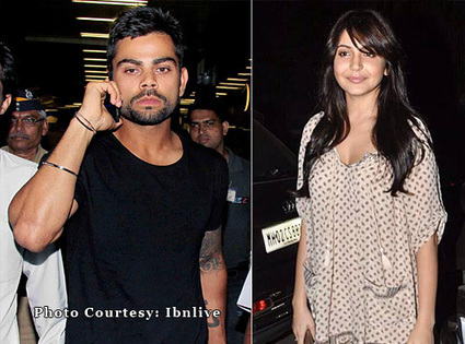 Anushka Sharma and Virat Kohli celebrates New Year Together | Bollywood Celebrities News, Photos and Gossips | Scoop.it