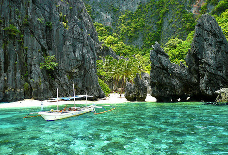 Unspoiled Paradise On Earth: The Archipelago Of El Nido (Philippines) - Just One Way Ticket | Travel and Vacation Getaway | Scoop.it