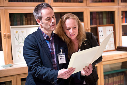 Nora Bateson, granddaughter of first director William Bateson, visits John Innes Centre | News from the John Innes Centre | Articles mentioning John Innes Centre | Scoop.it