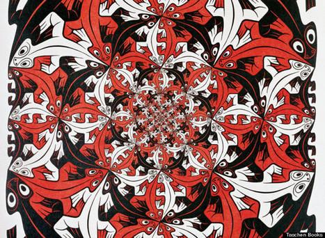 Happy Birthday, M.C. Escher! | D_sign | Scoop.it