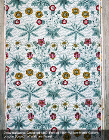 National Portrait Gallery London. Anarchy & Beauty: William Morris and His Legacy, 1860 – 1960   Textile Horizons   Scoop.it
