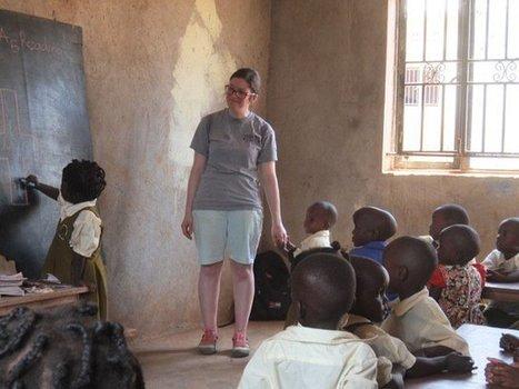 "Feedback Amy Divincenzo Volunteer in Bulenga, Uganda School/orphanage program | ""#Volunteer Abroad Information: Volunteering, Airlines, Countries, Pictures, Cultures"" | Scoop.it"