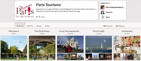 TO BE OR NOT TO BE (ON PINTEREST) pour une collectivité ? | Blog-territorial | E-vitrine territoriale | Scoop.it