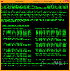 Root en SG SIII mediante Samsung Galaxy S3 Toolkit V7.0 en 4.1.2 | MLKtoSCL | Scoop.it