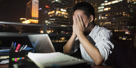 Can Wall Street Really Change Its Culture Of Burnout? | Brands & Culture | Scoop.it
