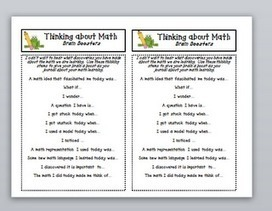 Third Grade Thinkers: Effective Math Instruction and Journaling | 3KI Math Sites | Scoop.it