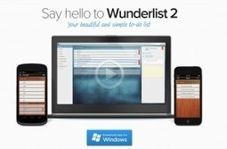 Bitelia Labs: Wunderlist 2   Uso inteligente de las herramientas TIC   Scoop.it