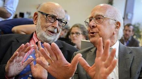 Los descubridores del bosón de Higgs lideran las quinielas para el Nobel de Física   historian: science and earth   Scoop.it