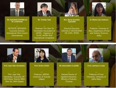 ISMOO 2016 Barcelona du 26 au 28 octobre   Jus d'olive   Jus d'Olive   Scoop.it