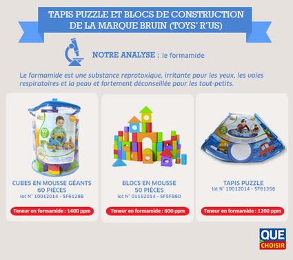 Jouets contaminés - Les calculs cyniques de Toys'R'Us | Parent Autrement à Tahiti | Scoop.it