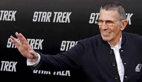 In Memoriam: Spock, the Vulcan, lives forever | Virology News | Scoop.it