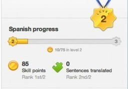 Duolingo : l'application ultime pour apprendre les langues | el Gamificator | #Gamification-Ludification | Scoop.it