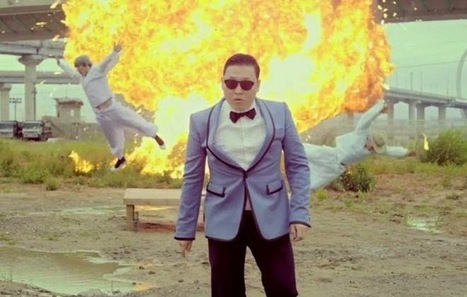 Gangnam Style ganha easter egg após quebrar contador do YouTube   TecnoInter - Brasil   Scoop.it
