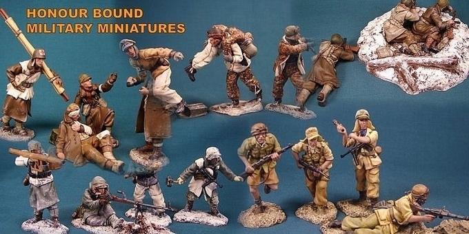 treefrog treasures military miniatures toy soldiers