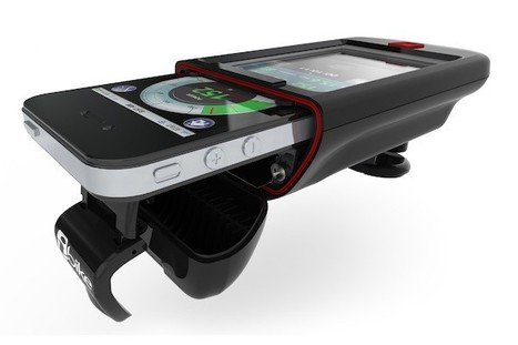 iBike Dash turns your iPhone or iPod touch into a cycling computer | All Geeks | Scoop.it