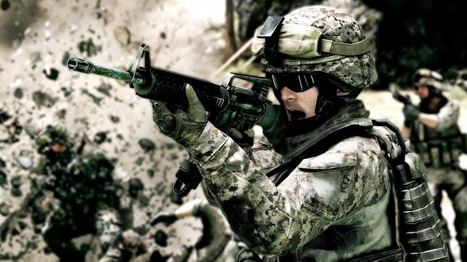 Machine gun-toting robots may soon back up U.S. soldiers   Technology in Business Today   Scoop.it