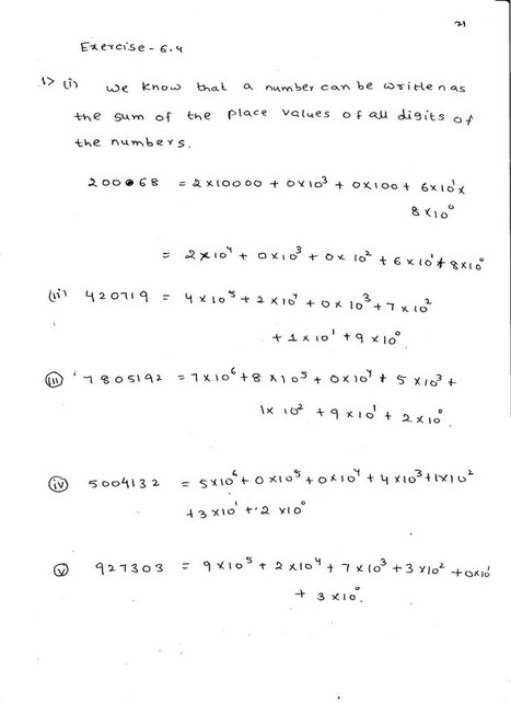 rd sharma class 7 solutions