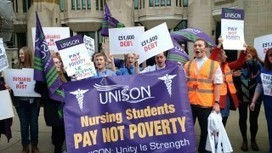 ​UNISON is to ballot workers in Further Education colleges in row over pay | Trade unions and social activism | Scoop.it