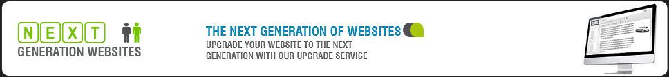 Next Generation Websites