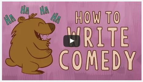 Free Technology for Teachers: How to Make Your Writing Funnier - And 21 Other Writing Lessons | Professional Learning for Busy Educators | Scoop.it