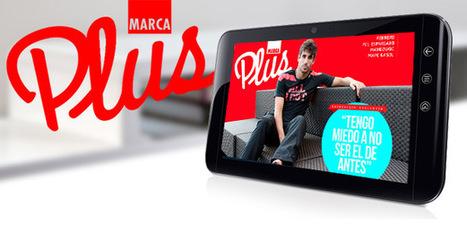 #1 on the App Store for 15 Consecutive Days: MARCA Plus' Digital Success Story - Aquafadas Blog | Exploring Digital Publishing | Scoop.it