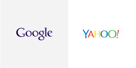 18 logos de grandes marques sous les couleurs de leur concurrent | Identité visuelle | Scoop.it