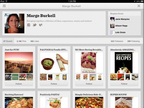 "Pinterest Releases ""NEW"" Optimized iPad App 