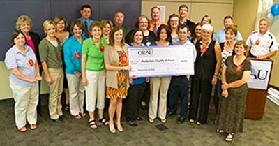 ORAU awards more than $36,000 in grants to East Tennessee teachers | Tennessee Libraries | Scoop.it