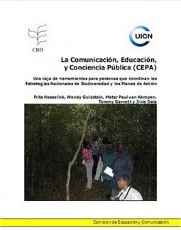 Una caja de herramientas de comunicación, educación y sensibilizaciónambiental   Asociación Manekenk   Scoop.it