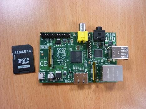 Raspberry Pi monitor Kickstarter project smashes £55000 target - V3.co.uk   Raspberry Pi   Scoop.it