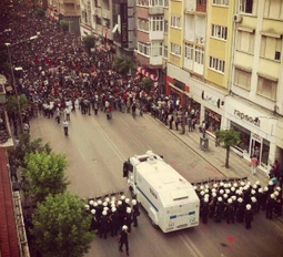 Turkey: Stop police violence - allow the protests! | HumanRight | Scoop.it
