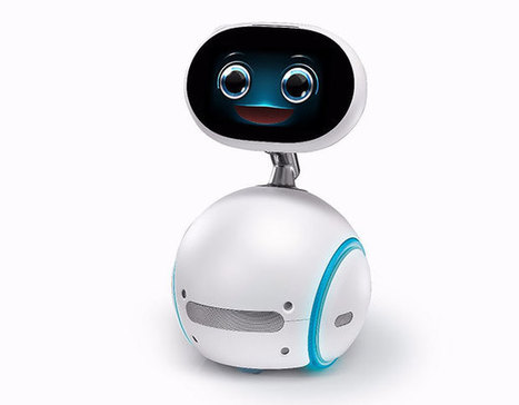 Asus Zenbo Attempts to Convince Us That We Need a $600 Home Robot | The Robot Times | Scoop.it