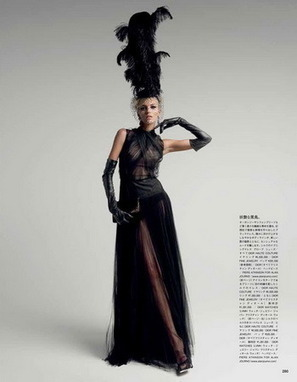 Dior Couture de Adore par Patrick Demarchelier et Vogue | alphite.com | Fashion Trendnews | Scoop.it