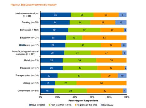 El Big Data se vuelve estratégico en el sector sanitario | SOCIOTECNOLOGIA | Scoop.it