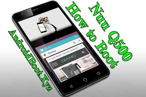 How to Root Nuu Q500 without PC   Android Root