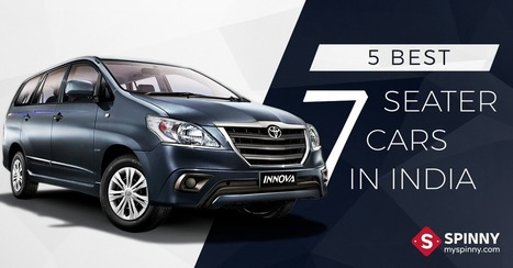 Best 7 Seater Cars >> The 5 Best 7 Seater Cars In India Spinny Driv