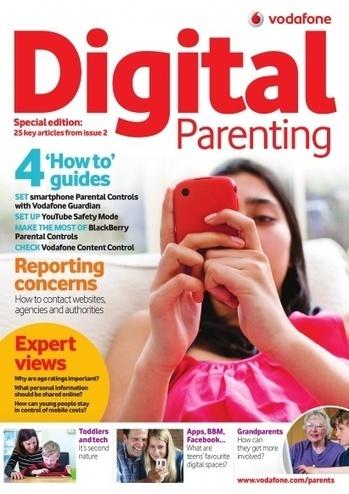 Vodafone Digital Parenting Magazine | e-Safety & e-Safeguarding | Scoop.it