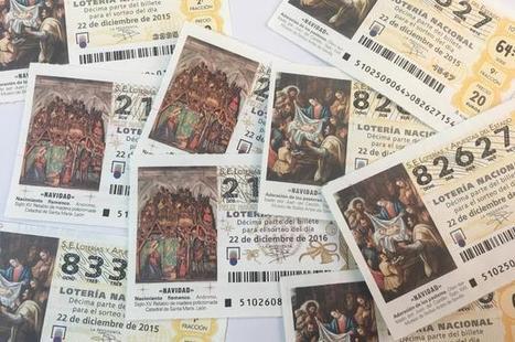No compartir el décimo de lotería premiado supone de 6 meses a 3 años de cárcel | Cosas que interesan...a cualquier edad. | Scoop.it