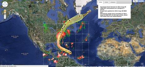 IbisEye: Your 2011 Hurricane source   Mapping NYC hurricane   Scoop.it