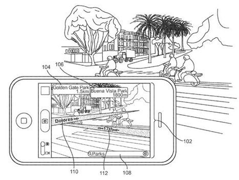 Apple Exploring Enhancing Maps with Augmented Reality   Trends, directions, future...   Scoop.it