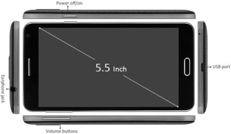 M-HORSE N9000W une phablette lowt cost qui a tout pour plaire | Smartphones&tablette infos | Scoop.it