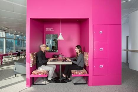 Nextdoor : un nouvel espace de coworking à la Défense   Espaces collaboratifs d'(open) innovation   Scoop.it